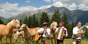 Almfest in St. Anton am Arlberg