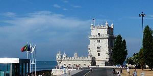 Stadtrundfahrt auf zwei Rädern in Lissabon