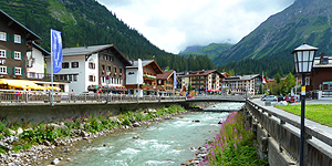 Lech am Arlberg © Andrea Bonder