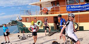 Auf Radkreuzfahrt durch Dalmatien