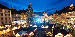 Graz – Advents-Stimmung auf zwölf Weihnachtsmärkten