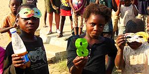 Sozialeinsatz im Herzen Afrikas