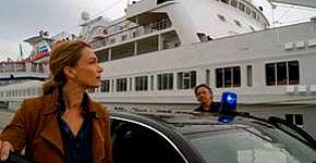 """Zum Artikel MS Delphin wird Fernsehstar: Kreuzfahrtschiff als Drehort von """"Einsatz in Hamburg"""""""