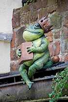 Froschkönig in Marburg