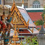 Tempel-Hopping in Bangkok