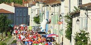 Ein Marathon durch Frankreichs schönsten Irrgarten © Comité Régional du Tourisme Poitou-Charentes