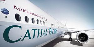 Cathay Pacific: Nach Hong Kong fliegen und doppelte Meilen sammeln