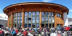 Restaurant Sommerbergalm am Hintertuxer Gletscher