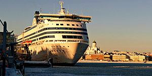 Brasilianische Genüsse an Bord von Tallink Silja