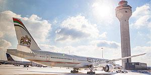 Etihad Airways zehn Jahre in Deutschland