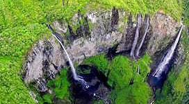 Die Wandersaison auf La Réunion ist eröffnet