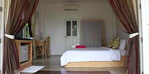 Schicke Zimmer im Sea Coco Resort © Rainer Mersmann