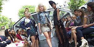 Floating Fashion Week in Amsterdam