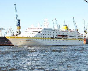 MS Hamburg © Melanie Kiel