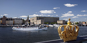 The Royal Palace Stockholm