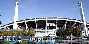 Ullevi Stadion in Göteborg © Jorma Valkonen