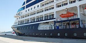 Azamara Club Cruises bietet jetzt Balkonkabinen zum Preis von Innenkabinen