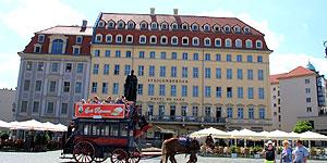 Steigenberger Hotel de Saxe © Thomas Sbikowski