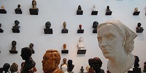 Auf jeden Fall einen Besuch wert: Das Kunstmuseum KUMU