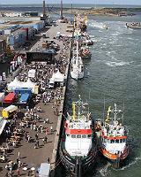 10 Jahre Hafenfestival IJmuiden © NBTC Niederländisches Büro für Tourismus & Convention