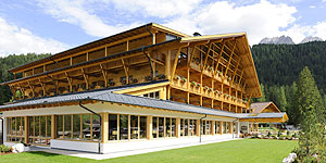Hoteltipp Bad Moos in den Dolomiten