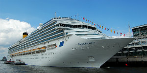 Die Costa Pacifica  M. Kiel