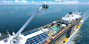 North Star auf der Quantum of the Seas