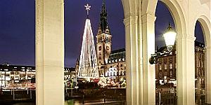 Hamburg wird zur Weihnachtshauptstadt des Nordens