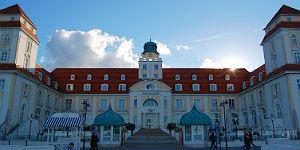 Das Kurhaus - die Perle von Binz  © M.Kiel