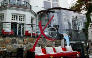 Villa Nixe im Ostseebad Binz © M.Kiel