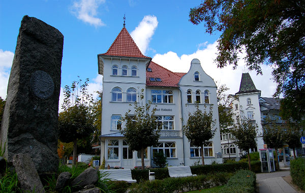 Haus Colmsee © M.Kiel