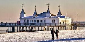 Wintermärchen Usedom