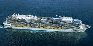 Musical Mamma Mia! an Bord der Quantum of the Seas