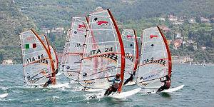 Garda Trentino ist 2014 wieder Austragungsort für viele internationale Regatten