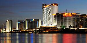 Las Vegas - Ort der Megahotels und Casinos