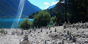 Die 3. Etappe führt zum Achensee Foto: Ring PR