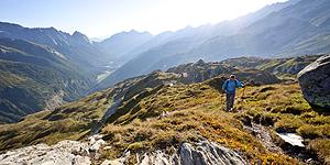 Die 6. Etappe von Mayrhofen ins Pfitschtal  Foto: Ring PR