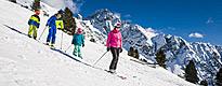 Zum Artikel Das Ötztal im Winter: Ein gletscherweißes Wunderland