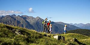 Bergsommer in Tirol © Ötztal Tourismus
