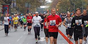 Endspurt! Marathons in Amsterdam, Frankfurt, Dublin und Athen
