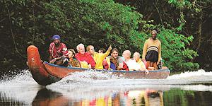 Suriname: Unberührter Regenwald und kultureller Vielfalt
