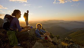 Working Holiday im Hochland von Victoria © Tourism Victoria