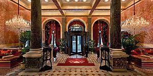 Lobby im Pera Palace Hotel © Jumeirah Group