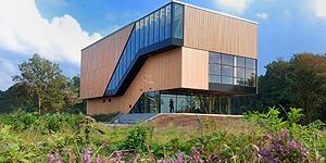 Das neue Wattenmeer-Besucherzentrum © Nordseeheilbad Cuxhaven GmbH