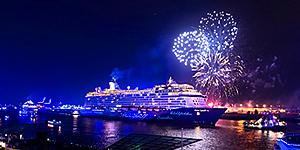 Die Mein Schiff 4 bei den Hamburg Cruise Days 2015 © M. Kiel
