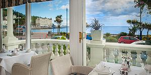 Terrasse © St. Georg's Hotel