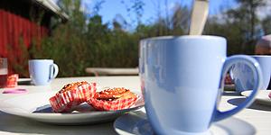 Schwedisches Kaffeehappening Fika (c) Mirko Scheibeck