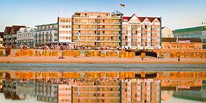 Das Cuxhavener Strandhotel Duhnen feiert 120-jähriges Bestehen