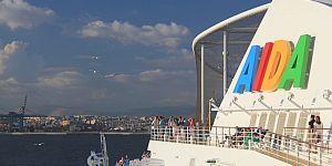 Bei Familien beliebt: Mittelmeer-Kreuzfahrt mit der AIDA