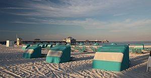 Clearwaters Traumstrand an Floridas Golfküste © Brigitte Bonder